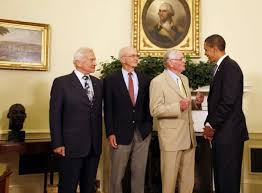 recapturing oval office. President Barack Obama Meets With Apollo 11 Astronauts Buzz Aldrin, Left,  The Second Man Recapturing Oval Office L