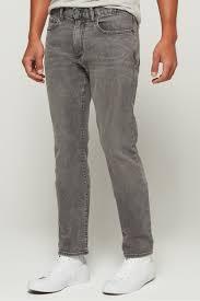 Wear Light Denim Gap Shop Grey Gap Wearlight Skinny Straight Fit Jeans For Men Nisnass Uae