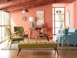 17 Beautiful Mid Century Modern Living Room Ideas Youll Love