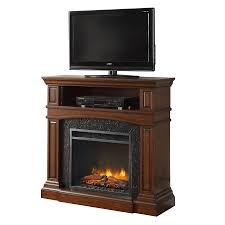 febo flame 42 in w 5 120 btu cherry wood and metal infrared quartz electric
