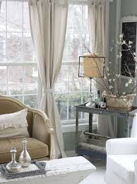 living room window treatments 2015. Beautiful 2015 Tab Top Linen Intended Living Room Window Treatments 2015 S