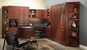 custom home office design. Plain Home Custom Home Office Design And Make Rooms Cozier Furniture With  Hardwood Cabinet And N