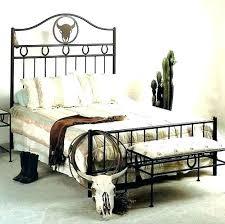 rustic metal bed frames – statusquota.co