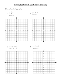 equations by graphing solve each