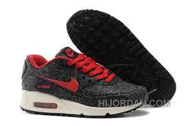 Nike Air Max 90 Spring Flowers Womens Denim Black And Red Trench For Sale Yazmn