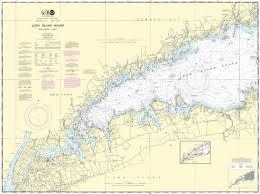 Nos 12363 Long Island Sound W Part Ny Conn