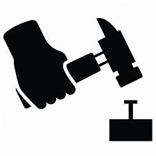 tools icon transparent. building, construction, hammer, nail, tool, tools icon transparent