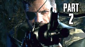 Metal Gear Solid Ground Zeroes Walkthrough Part 2