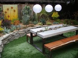 outdoor patio furniture ideas. Cool Patio Furniture Ideas Concrete Outdoor Picnic Tables In The Small Garden Best Set A