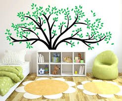 wall stickers decoration giant family tree wall sticker vinyl art home decals room decor branch baby