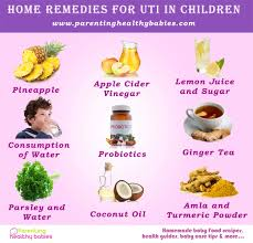 Urine Infection Diet Chart Uti In Children Symptoms And Home Remedies Home Remedies