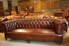 Antique Classic Chesterfield; Antique Classic Chesterfield