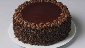 How To Decorate Chocolate Cake Easy Cake Decoration Atul