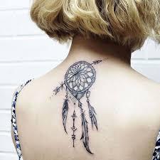 Tetování Za Krk