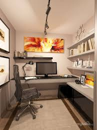 home office set. nice small home office practical setup kind of how my is set up
