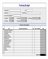 free downloadable budget software 9 program budget templates free premium templates