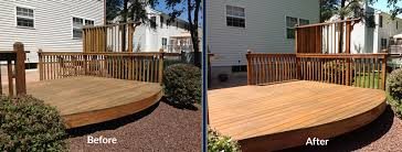 why choose white s painting and power washing to wash your deck