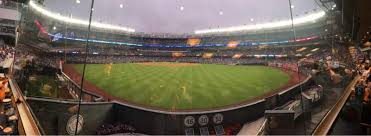Tampa Yankees Stadium Seating Chart Yankee Stadium Section Pepsi Lounge New York Yankees Vs