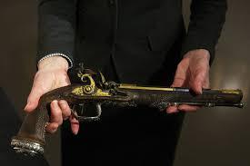 Полиция будет проводить контрольный отстрел нарезного охотничьего  Фото reuters