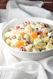 creamy fruit salad recipe. Delighful Recipe On Creamy Fruit Salad Recipe M