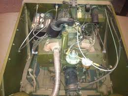 crosley wwii jeep the pub c che club forums also they were air cooled engines no coolant that round thing in front was the muffler the flex tubing is the exhaust pipe leading from the exhaust