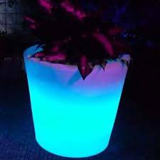 planter lighting. Led Planter Lights Garden Solar Pot Flower Vase Lighted Pots Landscape Lighting For CHRISTAS S