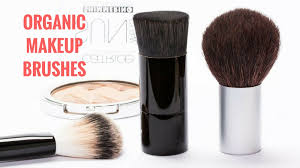 organic makeup brushes that will your mind