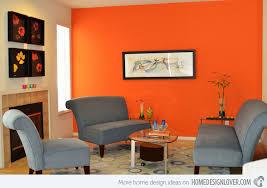 orange paint colors for living room. 15 interesting living room paint ideas orange colors for o