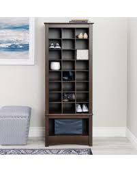 tall entryway cabinet. Interesting Cabinet Prepac Tall Shoe Cubbie Entryway Cabinet For D