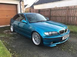 E46 BMW 330d Individual M-Sport - Atlantis Blue (320d, 530d, A4 ...