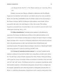 herbal medicine case study in 24