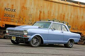 62-67 Chevy 2 Nova : Scorpion Products!, Auto parts for hot rods ...