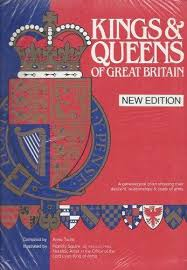Kings And Queens Of Great Britain Chart 9780241130599 Kings And Queens Of Great Britain Wallchart