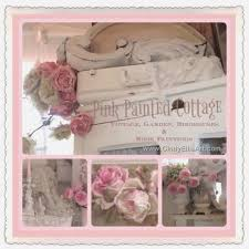 painted cottage furnitureRomantic Rose Paintings Shows and Events  Pink Painted Cottage