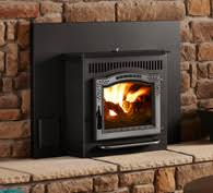 Lancaster Vent Free Gas Stove  GSD4400  Fireplace Mantel At Pellet Stove Fireplace Insert