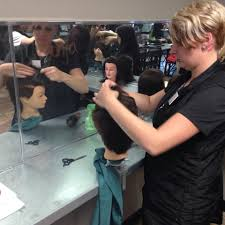 Hays Academy Of Hair Design Hays Ks Hours Our Basics Students Are Working Hard In Preparation For