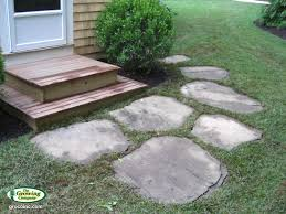 the good shape of flagstones patios. Flagstone Patio With Grass. Osterville, Ma Grass The Good Shape Of Flagstones Patios