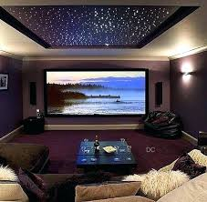 basement movie theater. Cinema Room Decor Cool Theater Movie Themed Living Basement Home Mid Siz .