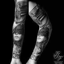 Tatuarsi La Dea Bendata