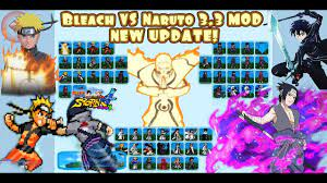 Bleach Vs Naruto 3.3 Mod Mugen Android APK Style [DOWNLOAD] | Naruto games, Naruto  mugen, Naruto