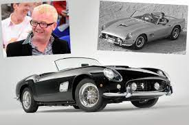 James coburn's ferrari 250 california eventually wound up in the hands of english radio and television presenter chris evans. World S First 10 Million Car Is Back On The Market