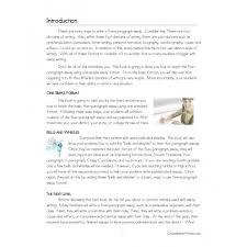 the five paragraph essay teaching the five paragraph essay