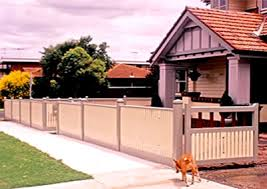 Small Picture Californian Bungalow picket Fences woven wire fencing Garden Gates