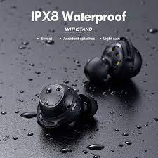 Tai Nghe True Wireless Mpow M30 Âm Bass Đỉnh Cao, Chống Nước IPX8