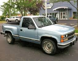 1989 Chevrolet 1500 Reg. Cab 1/2 Ton pickup truck for under $2000 in ...