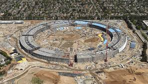 new apple office cupertino. The Apple Campus 2 Is Seen Under Construction In Cupertino, California This Aerial Photo New Office Cupertino C