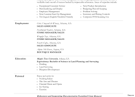 Job Description Of A Sales Associate For A Resume Sales Associate Resume Objective For Sample Vesochieuxo 98