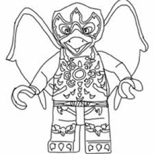 Small Picture Lego Chima Picture Of Razar The Raven In Lego Chima Coloring Pages