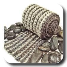 Mens Scarf Crochet Pattern Magnificent Men's Reversible Ribbed Crochet Scarf Expression Fiber Arts A