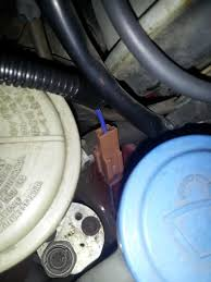 honda civic how to wire fog lights honda tech  step 5 connect the fog light harness 1990 Accored Oem Fog Light Wiring Harness